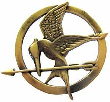 NECA The Hunger Games Movies Books Mockingjay Katniss Everdeen Lapel Pin 31610