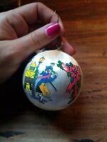 Vintage Charles Dickens Christmas Ornament