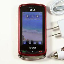 LG Xenon GR500 (AT&T) Slider QWERTY Phone 3G GSM Data Speed - GPS, 2MP Camera
