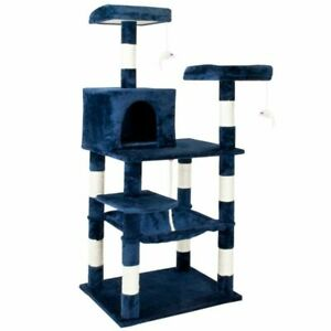 Lookout Style Cat Tree In 2 colours