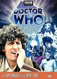 Doctor Who The Key To Time Collection6 Disc Boxed Set DVD W Tom Baker Movie