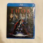 NEW! Marvel Thor (2011) Blu-ray *No Digital* MCU Chris Hemsworth Natalie Portman