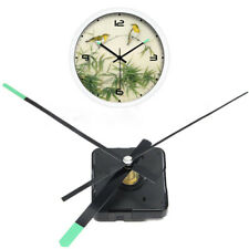 Repair Parts Replacement Wall Quartz Clock Movement Mechanism Motor DIY Kit Set