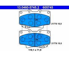ATE Bremsbeläge Belagsatz Bremsklotz  Toyota 13.0460-5745  ATE 13.0460-5745.2