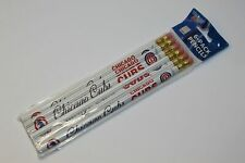 6-Pack Chicago Cubs Pencils