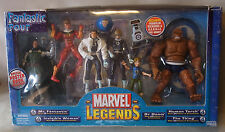 Toy Biz Action Figur Set Marvel Legends FANTASTIC FOUR 2004 OVP Comic Con