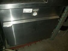 SANDWICH PREP TABLE, ALL STAINLESS STEEL, NICE DESIGN,115V,900 ITEMS ON E BAY