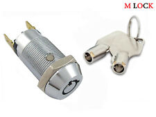 Electronic Key Switch Lock Offon Lock Switch High Security Tubular 2304 2 Ka