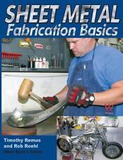Biker Basics: Sheet Metal Fabrication Basics Book~Hammer & Dolly~Brand New!(Fits: Mastiff)