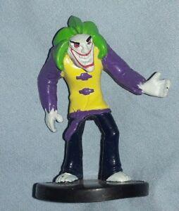 The Batman- JOKER Rubber Figure *2 Inches*