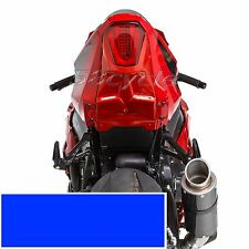 2017 GSXR 1000 GSX-R Hotbodies Superbike Undertail w/LED Signals Tag Light-Blue