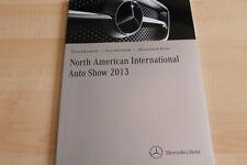 103158) Mercedes E-Klasse Cabrio + Coupe + E 63 AMG - Detroit - Pressemappe 01/2