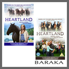 Heartland Complete Season Series 5 & 6 R4 DVD Heart Land