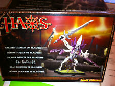 Warhammer - Demone maggiore di Slaanesh