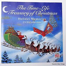 Time Life Treasury of Christmas Holiday Memories 2 TWO CD Collection Bing Dean