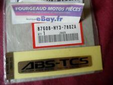 AUTOCOLLANT NEUF HONDA ABS-TCS HONDA ST 1100 REF.87608-MY3-780ZA A 5 €
