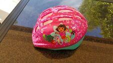 Dora the Explorer Pink Microshell Bicycle Toddler Helmet