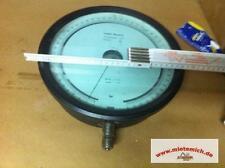 riesiger WIKA Feinmessmanometer 0-250 bar Genauigkeit 0,1% Durchmesser 250mm TOP