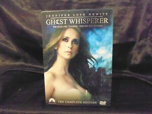 GHOST WHISPERER THE COMPLETE EDITION - 24 DISC SET - JENNIFER LOVE HEWITT - R1