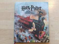 Buch Harry Potter und der Stein der Weisen illustriert v. Jim Kay Schmuckausgabe