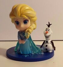 "FROZEN ""ELSA THE SNOW QUEEN"" 3"" PVC FIGURE #124"