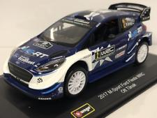 WRC M Sport Ford Fiesta 2017 Ott Tanak 1:32 Scale Burago