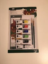 Royal & Langnickel 10 Piece Oil Artist Pack - NEW with brushes
