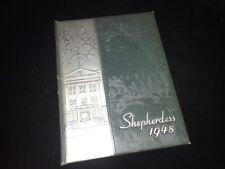 1948 Seton High School All Girls School Yearbook Shepherdess Baltimore Maryland