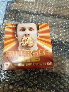 Supersize Me DVD