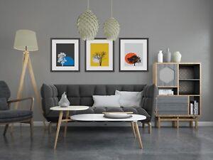 Set of Prints, Wall Art Print Set, Tree Wall Art, Minimalist Print, Tree Prints