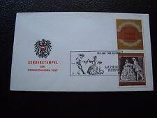 AUTRICHE - enveloppe 26/7/1969 (B7) austria