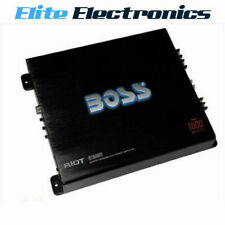 Boss Audio R1600M Riot 1600w Monoblock Class A/b Amplifier