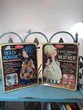 Holly Hobbie And Heather Doll Kits