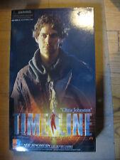 """1/6 12"""" 30 cm GI JOE ACTION MAN  DRAGON 2003 TIME LINE CHRIS JOHNSTON"""