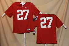 ALABAMA CRIMSON TIDE sewn #27  Nike Limited CFP FOOTBALL JERSEY Large  NWT $150