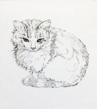 Animals Original Art Drawings