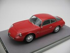 1/18 scale Tecnomodel Alfa Romeo SZ Coda Tronca press Rosso Alfa 1963 - TM18-71A