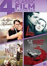 An Affair to Remember/Laura/A Letter to Three Wives/The Three Faces of Eve DVD
