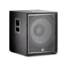 "JBL JRX218S 18"" Compact Passive Unpowered PA 1400W Subwoofer Speaker System"