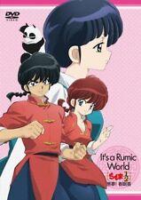 IT'S A RUMIC WORLD RANMA 1/2 - AKUMU! SHUNMINKO-JAPAN DVD I19