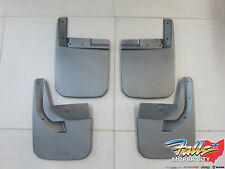 2018 Jeep Wrangler JL Sahara Front and Rear Splash Guard Mud Flaps Mopar OEM