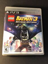 LEGO Batman 3 Beyond Gotham [ First Print Black Label ]  (PS3) USED
