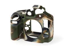 easyCover Nikon D800/ D800E EA-ECND800C Silicone Camera Protective Case CAMO
