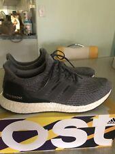 49ecc38e2572e Adidas Ultra Boost Grey charcoal Grey (US10.5)