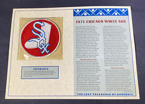 Willabee & Ward Lost Treasures Of Baseball Collection 1971 Chicago White Sox