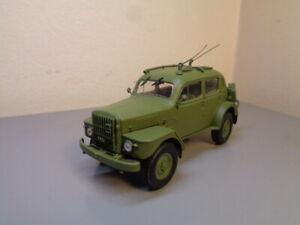 VINTAGE VOLVO TP 21 MILITARY CAR 1/43 SCALE MINT CONDITION