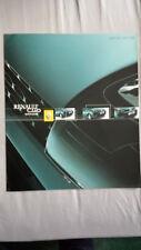 Renault Clio Extreme range brochure Sep 2002