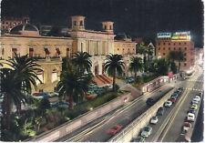 SANREMO - CASINO' MUNICIPALE - NOTTURNO - V 1965 - FG - ACQUERELLATA