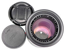 Leica 90mm f2.8 Elmarit ............ Nikon SLR mount  #2807697