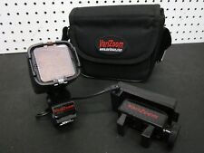 Varizoom LED Camera Light for CANON XH-A1 Style Battery with Canvas Case